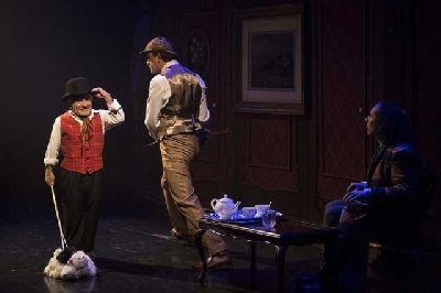 Foto del espectáculo La muerte de Sherlock Holmes