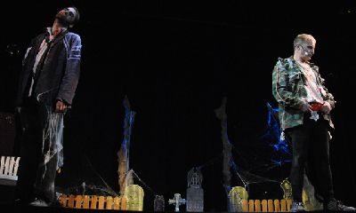 Teatro: ¡Muerto soy! en la Sala Cero de Sevilla