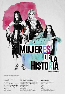 Teatro: Mujeres de la Historia en La Casa Ensamblá de Sevilla