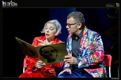 Musical: Iba en serio en el Teatro Lope de Vega de Sevilla