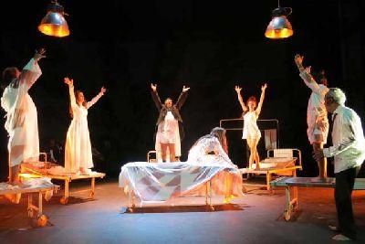 Teatro: My uncle Faust en el Centro TNT-Atalaya de Sevilla
