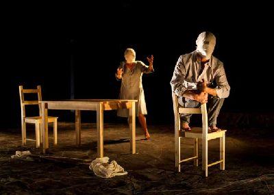 Teatro: Noche Oscura ¡ahora! en La Fundición de Sevilla
