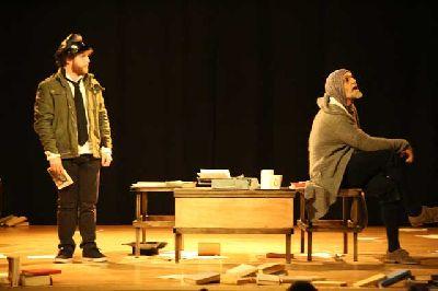 Teatro: No son molinos en el Centro TNT-Atalaya Sevilla