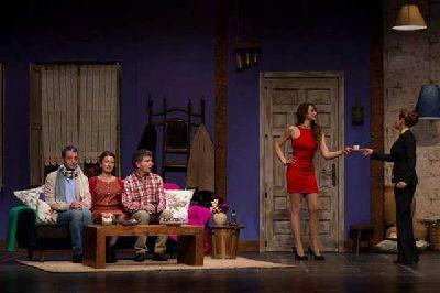 Teatro: vuelve No te vistas para cenar al Teatro Quintero Sevilla