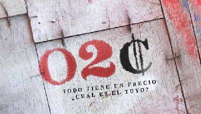 Cartel de O2C por La Troupe de Pepe