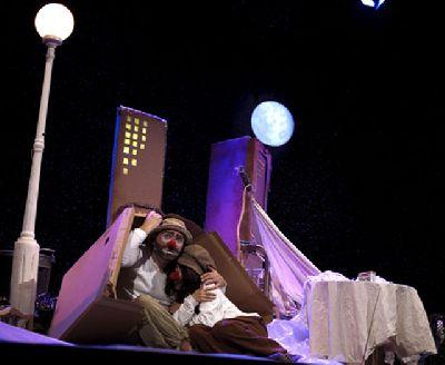 Teatro: Oniriah ciclo Estrénate en el CICUS de Sevilla