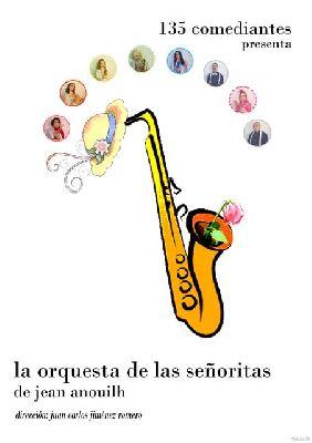 Teatro: La orquesta de las señoritas en la Escuela Politécnica de Sevilla