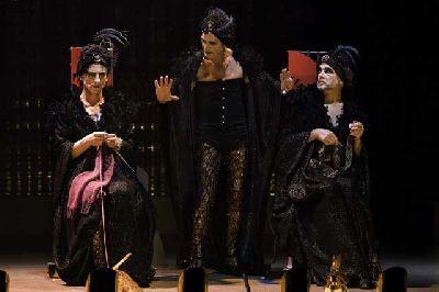 Teatro: Orquesta de señoritas en el Lope de Vega de Sevilla