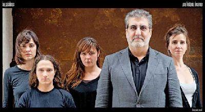 Teatro: Las palabras (Una historia de amor) en el Central Sevilla