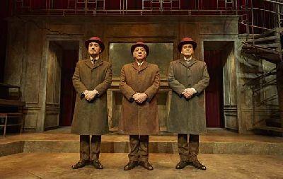 Teatro: Páncreas en el Teatro Lope de Vega de Sevilla