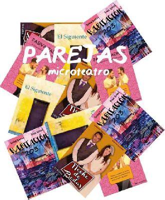 Teatro: Parejas (obras de microteatro) en La Imperdible Sevilla