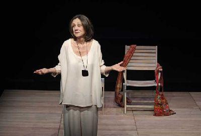 Teatro: El año del pensamiento mágico en el Teatro Lope de Vega de Sevilla