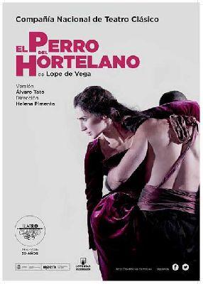 Teatro: El perro del hortelano en el Teatro Lope de Vega de Sevilla