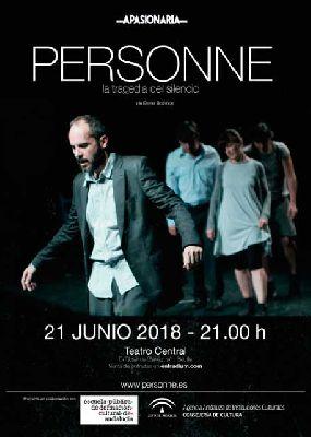 Teatro: Personne, la tragedia del silencio en el Teatro Central Sevilla