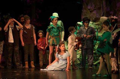 Teatro infantil: Peter Pan y Wendy en el Centro TNT-Atalaya de Sevilla