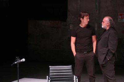 Teatro: El policía de las ratas en el Teatro Central de Sevilla