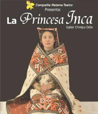 Teatro: La princesa inca en el Centro TNT-Atalaya de Sevilla