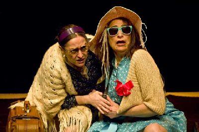 Teatro: Las princesas del Pacífico en la Sala Cero de Sevilla