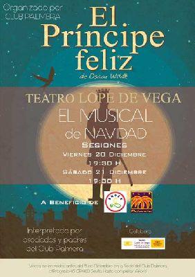 Teatro: El Príncipe Feliz por el Club Palmera en el Lope de Vega