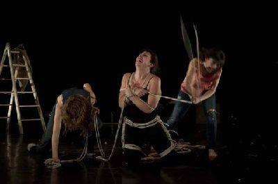 Teatro: Pussy Koan en el ciclo Estrénate del CICUS de Sevilla