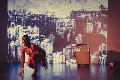 Teatro: (qué) Muda en el Centro TNT-Atalaya de Sevilla