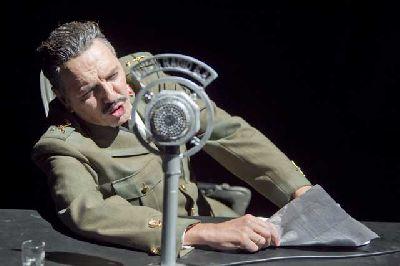 Teatro: Queipo, el sueño de un general en La Fundición de Sevilla