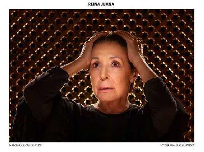 Teatro: Reina Juana en el Teatro Lope de Vega de Sevilla