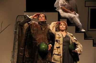 Teatro: La rendición de Brenda en La Fundición Sevilla