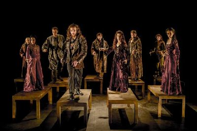 Teatro: Rey Lear en el Teatro Central de Sevilla 2018