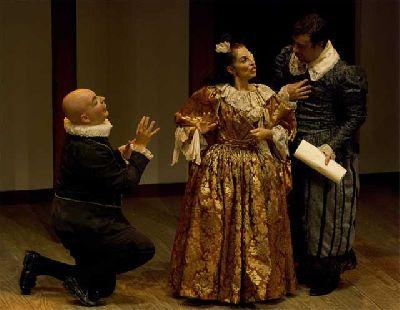 Teatro: El rey Perico y la dama tuerta en Santa Clara Sevilla
