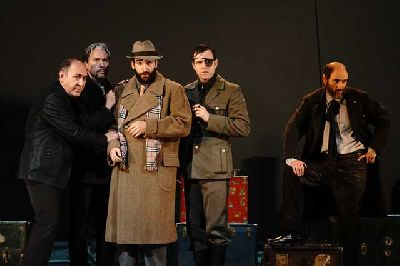 Teatro: Ricardo III de Noviembre Teatro en el Lope de Vega de Sevilla