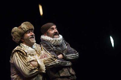 Teatro: Rinconete y Cortadillo en La Fundición Sevilla