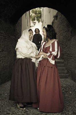 Teatro: Los romances de las niñas de Murillo en Sevilla 2018