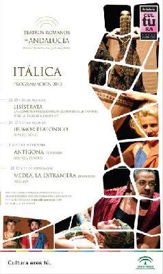 Ciclo Teatros Romanos de Andalucía en Itálica 2013