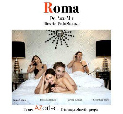 Teatro: Roma en La Imperdible de Sevilla