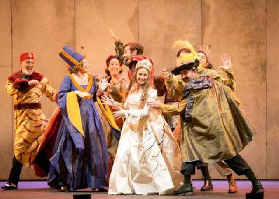 Foto de la obra Romeo y Julieta por Teatro Clásico de Sevilla