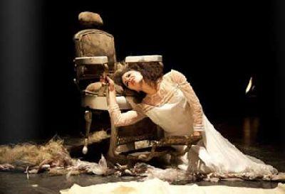Teatro: Salomé, el último beso en La Imperdible Sevilla