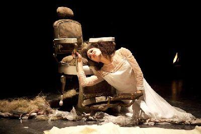 Teatro: Salomé, el último beso en el Centro TNT-Atalaya Sevilla