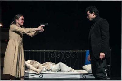 Teatro: Síndrome de ti en el Teatro Salvador Távora