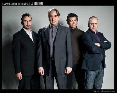 Teatro: Si supiera cantar, me salvaría (El crítico) en Sevilla