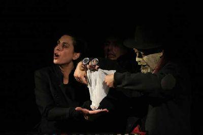 Teatro: SoloS en la Sala Cero de Sevilla