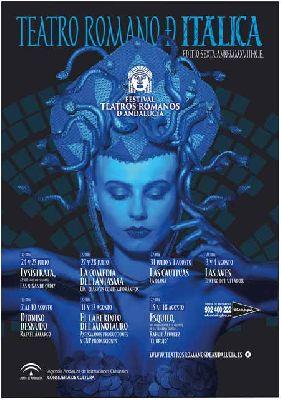 VI Ciclo Teatros Romanos de Andalucía en el Teatro Romano de Itálica 2018