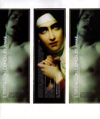 Teatro: Santa Teresa con ciencia de amar en el Castillo de San Jorge de Sevilla