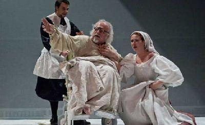 Teatro: Sueños en el Teatro Lope de Vega de Sevilla