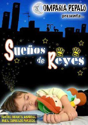 Teatro infantil: Sueños de Reyes funciones benéficas en Sevilla