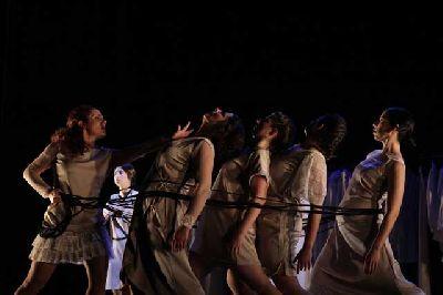 Teatro: III CINTA en el Centro TNT-Atalaya Sevilla 2018
