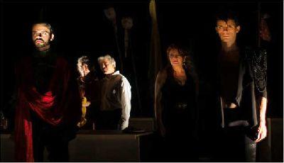 Teatro: Shakespeare, Titus Andronicus en TNT-Atalaya Sevilla