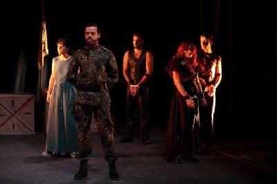 Teatro: Shakespeare, Titus Andronicus en La Fundición Sevilla