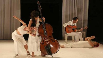 Teatro: MA en el ciclo Estrénate del CICUS de Sevilla