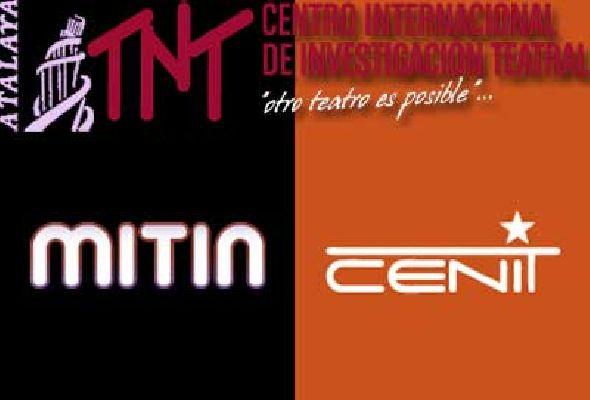 Programación del teatro TNT-Atalaya Sevilla (noviembre 2012)